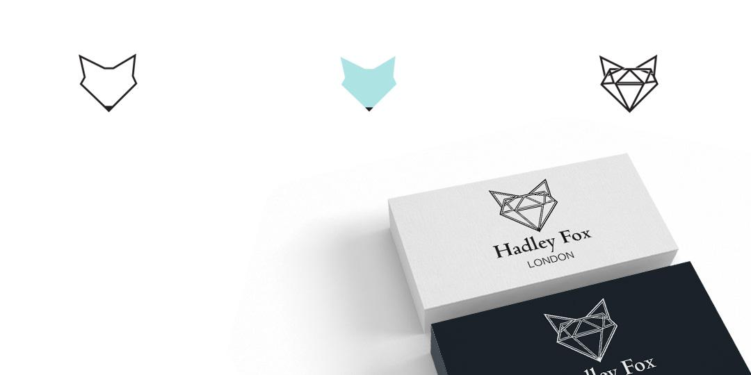 Hadley Fox London - Logo Design Elements